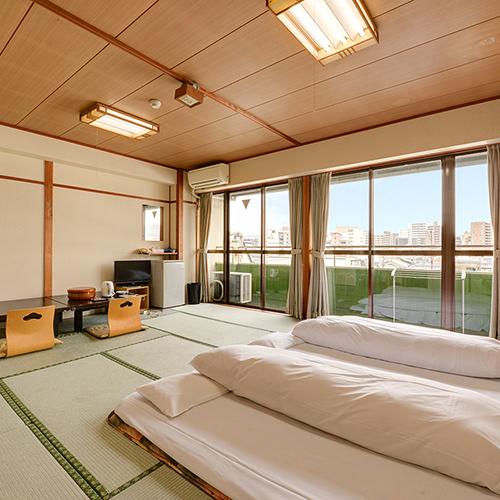 *部屋(10〜16畳和室)