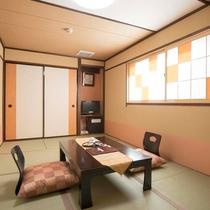 ▼【和室7.5畳(一例)】少しだけモダンな雰囲気を取り入れた和室