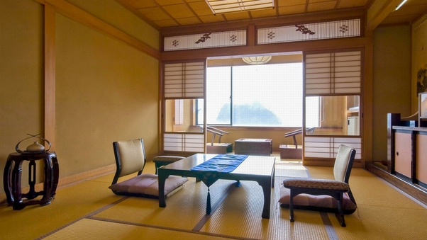 【海の絶景】和室10畳+踏込+広縁(スタンダード10畳)