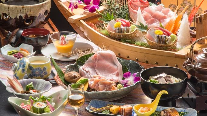 【味覚】平日がお得!市場直送!旬の地魚10種舟盛り《会場食》