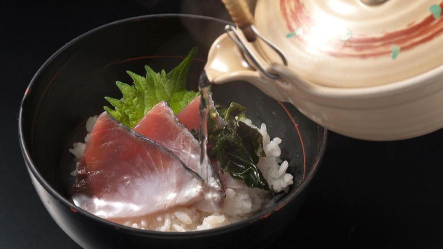 ■まご茶漬け(朝食)