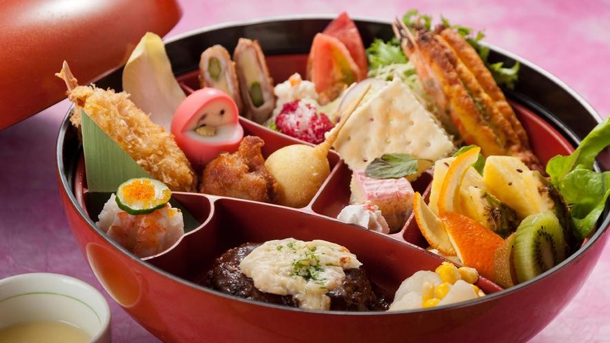 ■お子様向けお料理(夕食)
