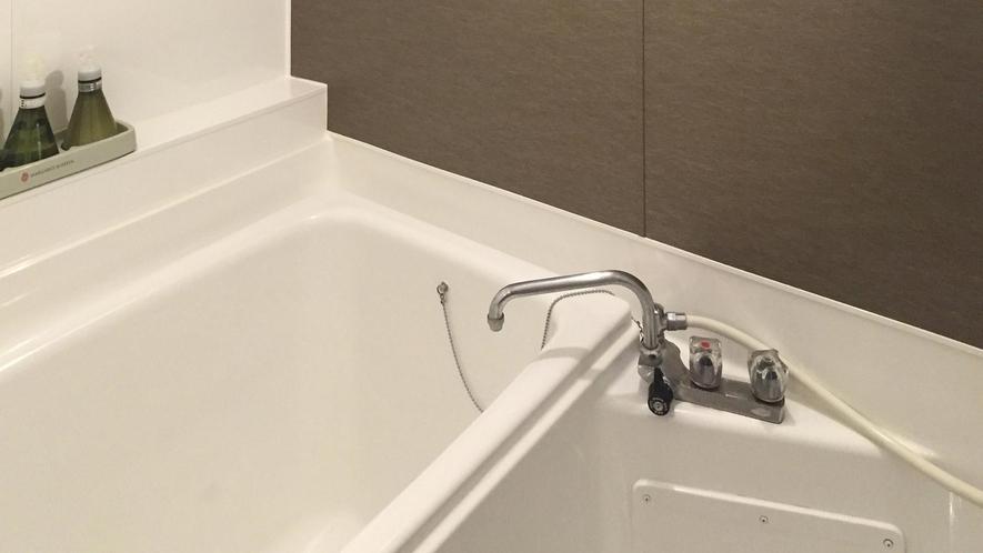 ■デラックスタイプ和室のお風呂。[DX和室10畳+4.5畳]