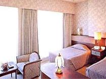 ゆったりとした空間と落ち着いた雰囲気の客室(特別室)