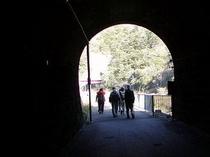 トンネルハイク