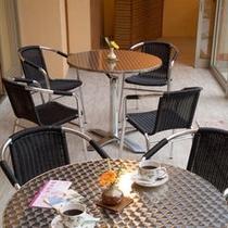 庭園テラス喫茶2