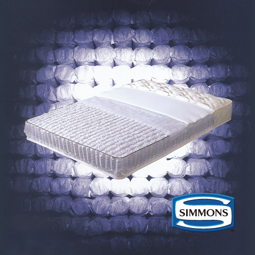 【ベッド】シモンズ社製のマットレスを採用いたしました!
