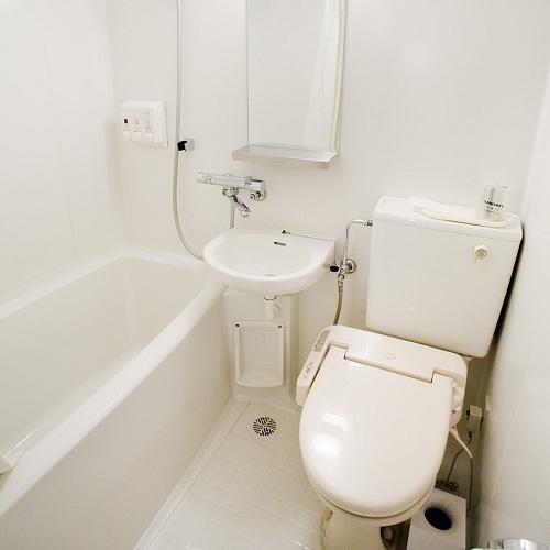 【リニューアルシングル・和室】バスルーム
