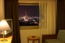 お部屋からの景色
