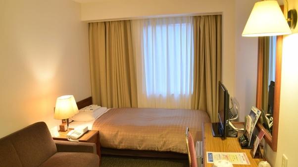 ☆[禁煙]シングルベッド&ソファーベッド☆広さ14.4平米