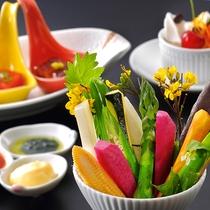 【山形旬の野菜】