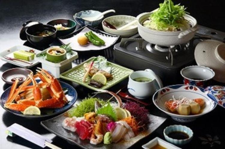 地魚チョイスコースコース夕食イメージ