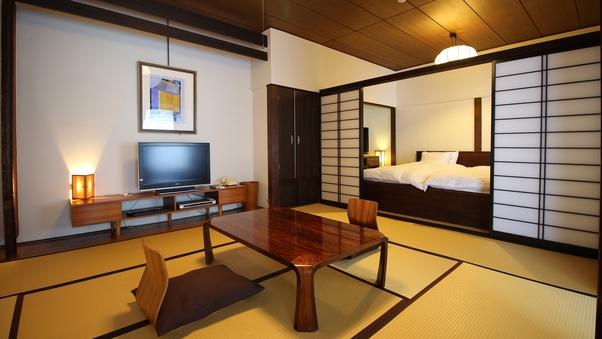 レトログレード1 ベッド室/禁煙 20畳