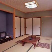 別館客室の一例 12畳