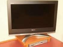 全室地デジ対応液晶テレビ完備