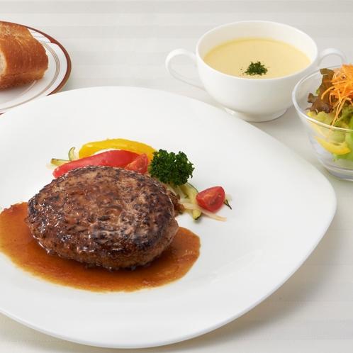 【選べる8種】近江牛 合い挽きハンバーグセット