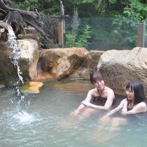 ■女性用露天風呂