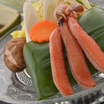 ■四季を感じる贅沢御膳(ズワイ蟹)