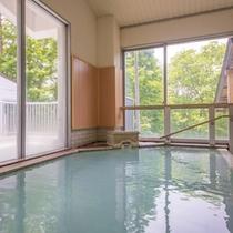 ■内風呂・初夏