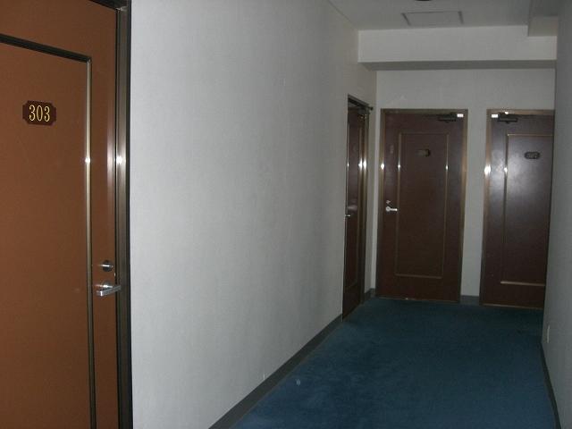 フロアー 廊下