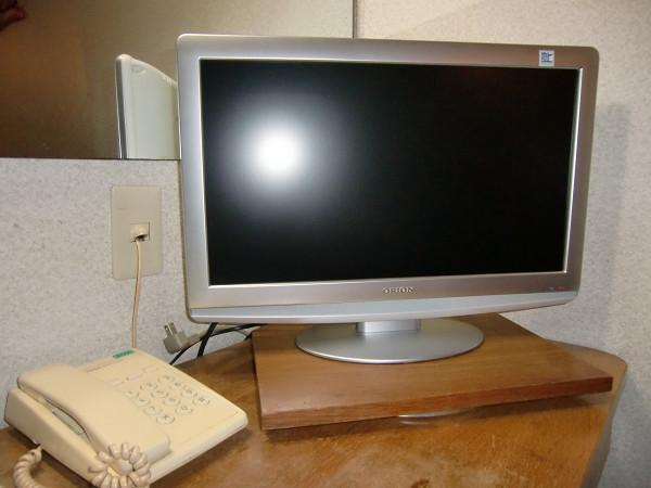 液晶テレビ22型 (地デジ)