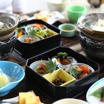 信州真田 山の美味しい朝ご飯