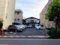 ホテル駐車場 第1P