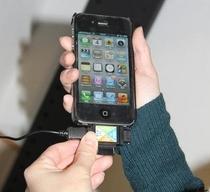 床暖フロア スマホも対応携帯充電器