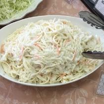 スパゲッティサラダ(朝食・日替わり)