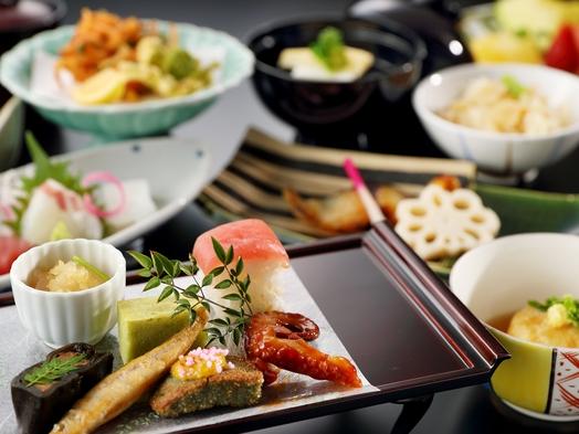 【秋冬限定】季節の味覚を味わう岐阜旅 夕食は日本料理「かいらん亭」(1泊2食付)