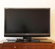 【客室内】テレビ
