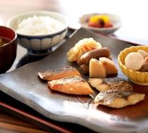 【朝食】お料理一例