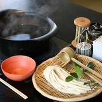 【食事】秩父・長瀞の郷土の料理「ずりあげうどん」