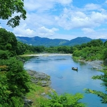 【景色】荒川の癒しの眺め