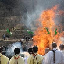 【火祭り】
