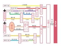【車で長瀞へ(高速)】最終的に関越道花園ICでお降りください。