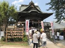 秩父札所13番「慈眼寺」は眼の神様。7月に縁日イベントあります。