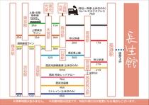 【電車で長瀞へ】新幹線熊谷駅や池袋駅からのアクセスが良好です。