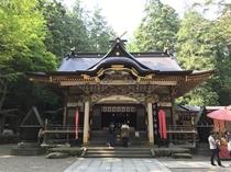 長瀞観光の定番③宝登山神社★1900年鎮座する日本武尊ゆかりの神社。