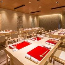 日本料理「錦」葵の間②