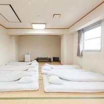 和室グループ・ファミリータイプ(広さ: 10畳〜14畳 +広縁)