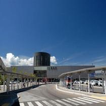 JR函館駅(ホテルの目の前です)