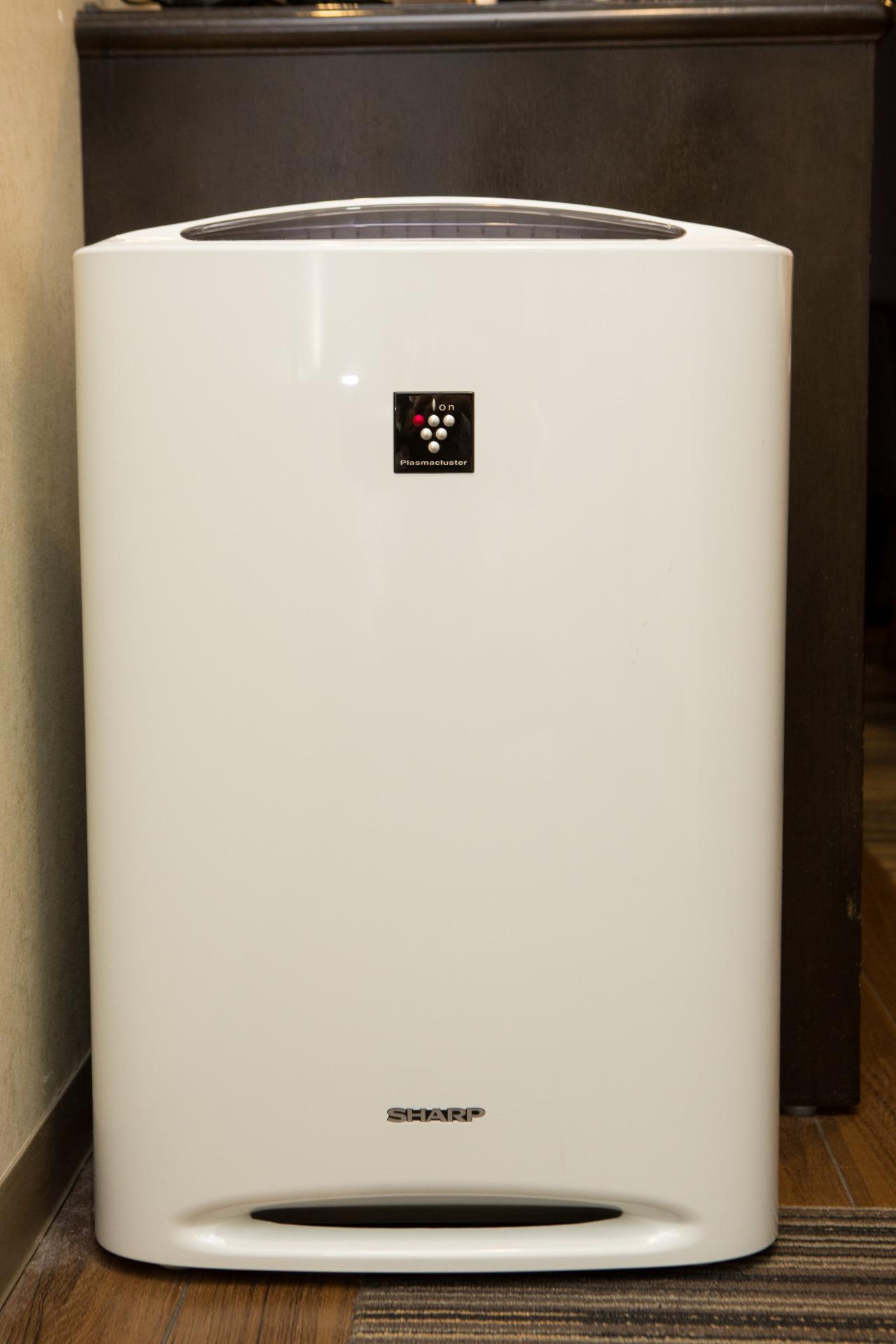 客室備品(加湿付空気清浄機)