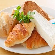 朝食-パン