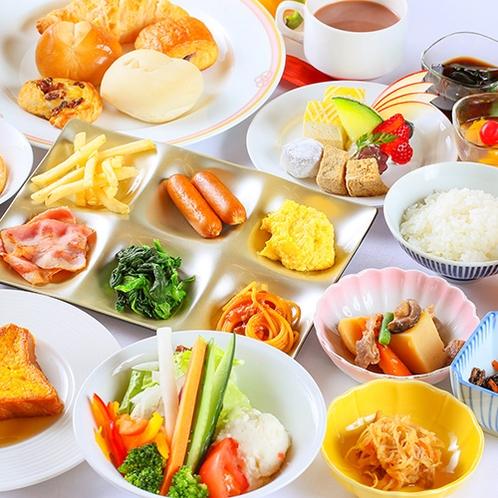 朝食-バイキングイメージ