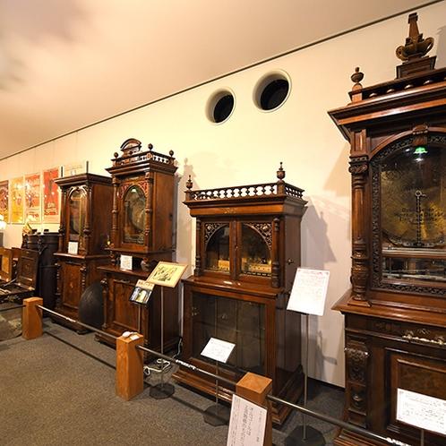 オルゴール博物館