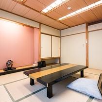 【禁煙】和室二間(特別室)-一例