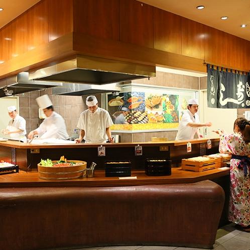 お食事イメージ『ライブキッチン』