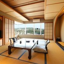 最上階【寛ぎのお部屋】和室の一例