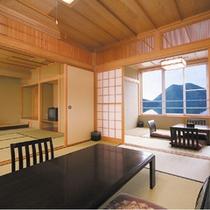 特別室(10畳+10畳)